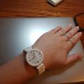 Очень нежные и стильные часы