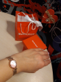 Часы-мечта на миланском браслет!