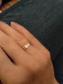 Бюджетное обручальное кольцо