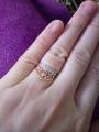 Кольцо для королевы))