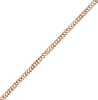 Золотая цепь ЮСС 31-01-0100-30076*: розовое золото 585 пробы — купить в Екатеринбурге, фото, артикул 63134 — интернет-магазин SUNLIGHT