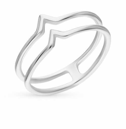 e779b35d2266 Серебряные кольца на фаланги пальцев — купить кольцо на две фаланги пальца  из серебра недорого в интернет-магазине SUNLIGHT в Москве, выбрать  фаланговое ...