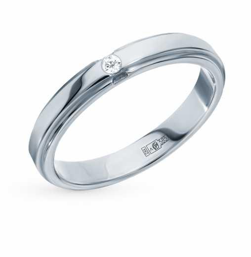 afbf03a0a689 Обручальные кольца из белого золота — купить свадебное кольцо из белого  золота недорого в интернет-магазине SUNLIGHT в Москве, выбрать венчальное кольцо  в ...