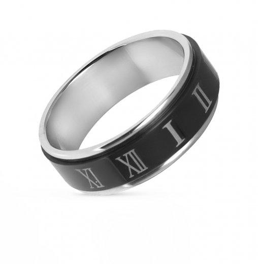Купить кольцо мужское керамическое в интернет магазине