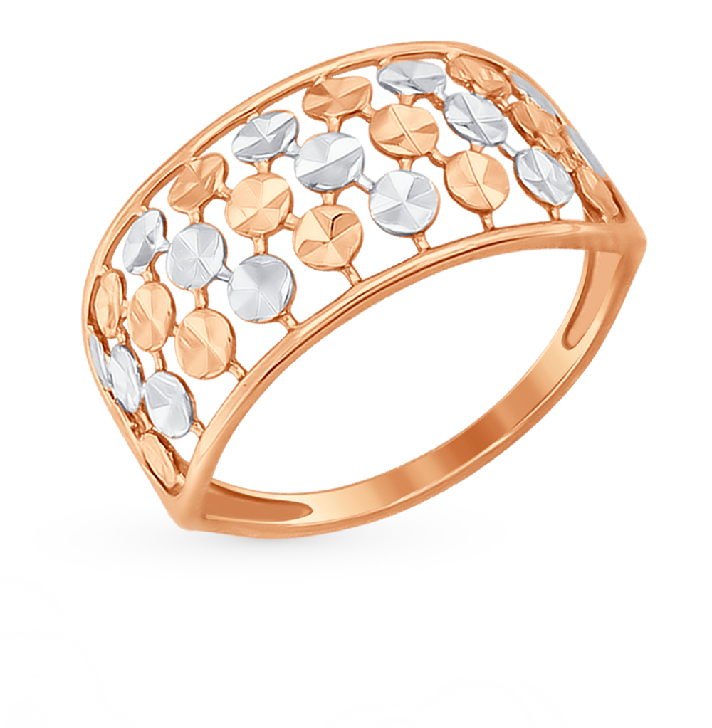 Фото «Золотое кольцо SOKOLOV 017365»