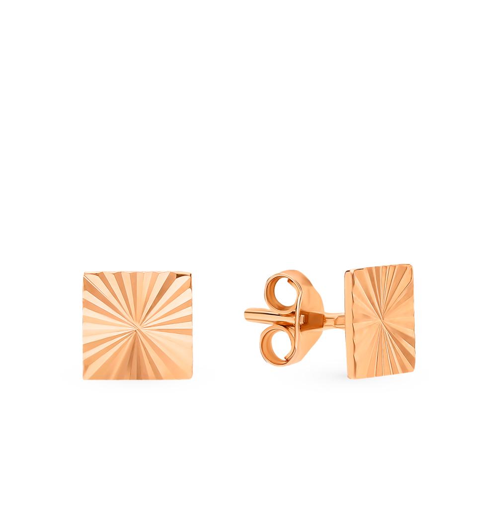 Золотые серьги в Санкт-Петербурге