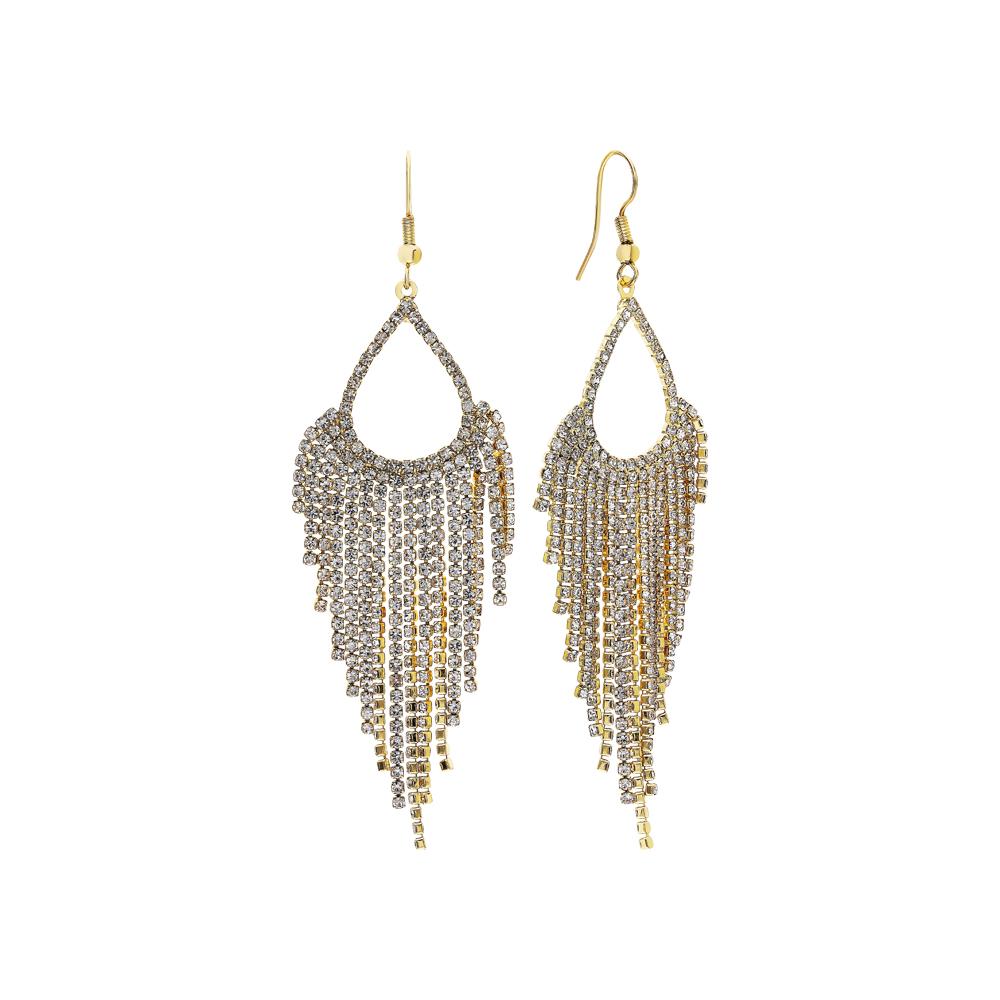 Фото «Серебряные серьги с алпанитом»