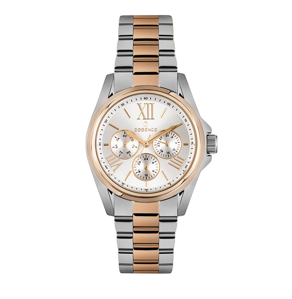 Женские часы ES6585FE.530 на стальном браслете с частичным IP покрытием с минеральным стеклом в Екатеринбурге