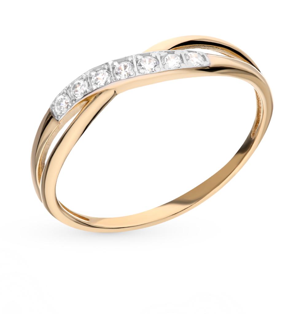 Золотое кольцо с фианитами ЮВЕЛИРНЫЙ ЗАВОД СПБ 20-22-0001-24638 ... 6a00985f132