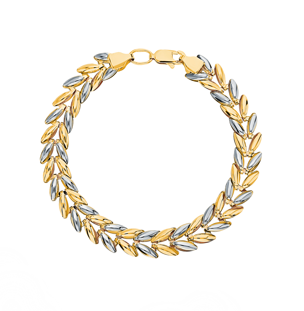 Золотой браслет в Санкт-Петербурге