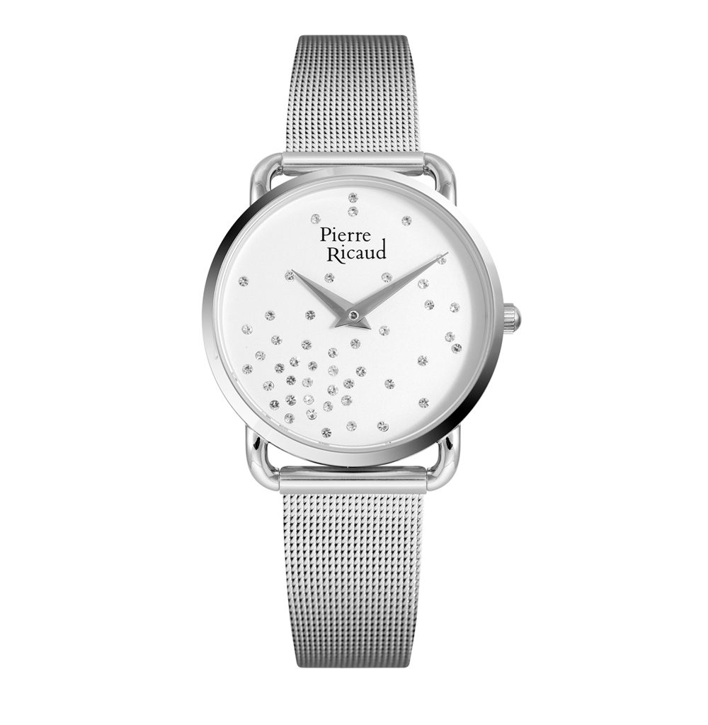 Женские часы P21066.5143Q на стальном браслете с минеральным стеклом