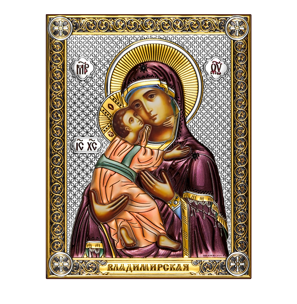 Икона Владимирская Богородица в Екатеринбурге