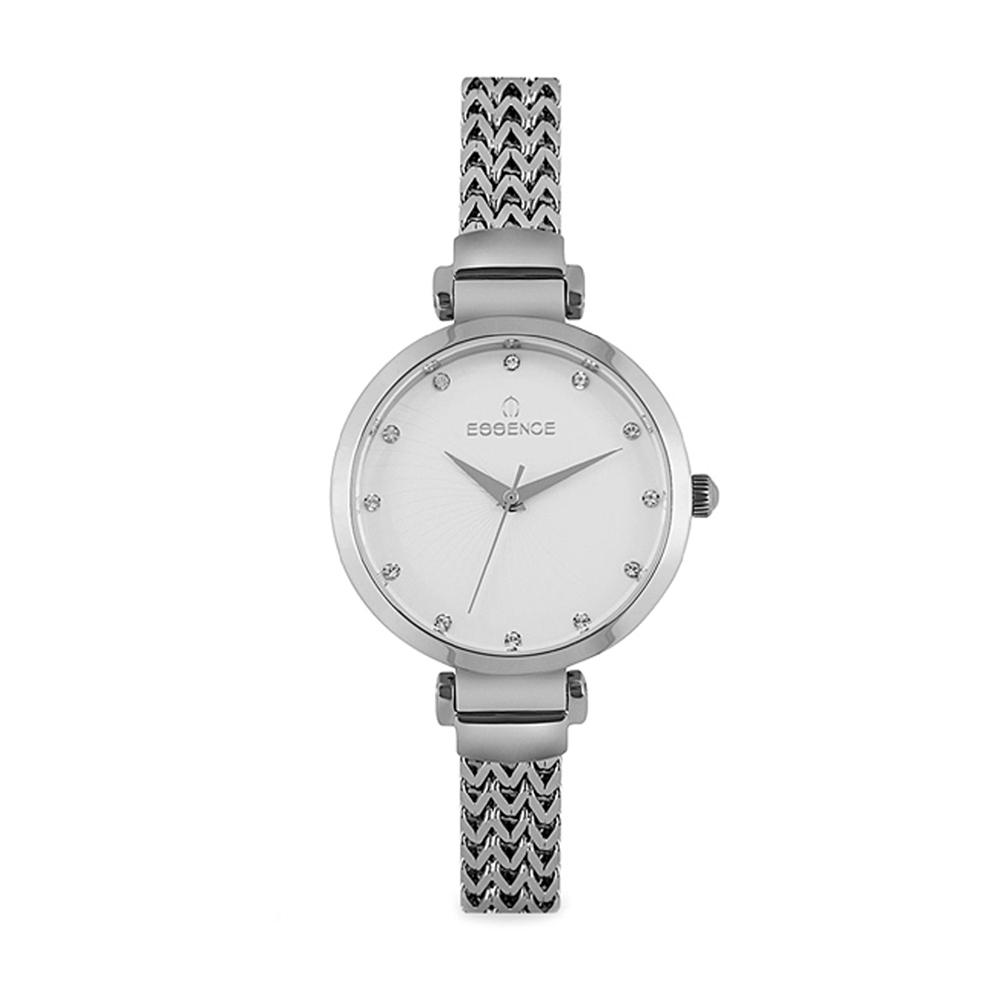 Женские  кварцевые часы ES6524FE.330 на стальном браслете с минеральным стеклом в Санкт-Петербурге