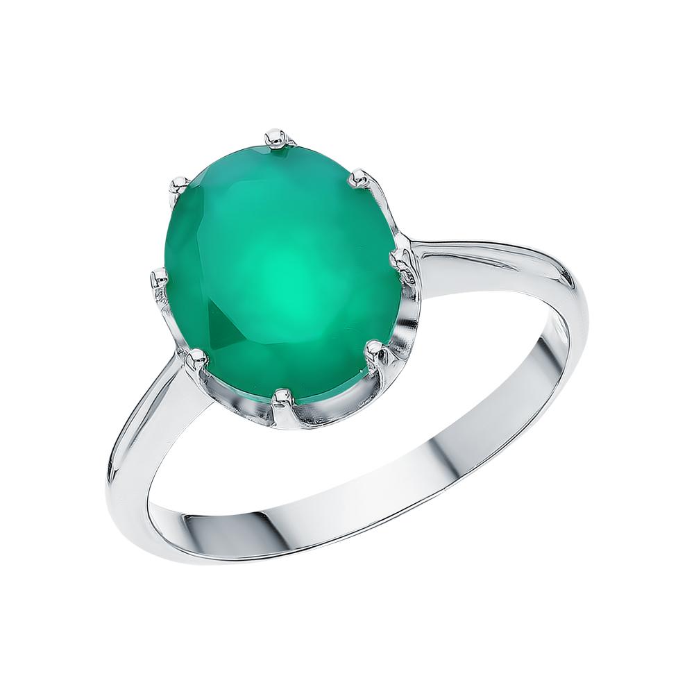 Фото «Серебряное кольцо с агатом»