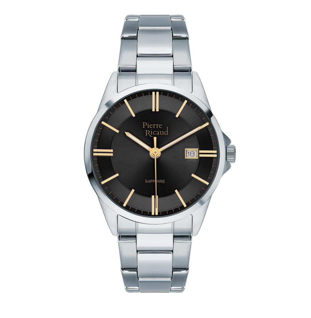Мужские часы P60022.5116Q на стальном браслете с сапфировым стеклом в Екатеринбурге