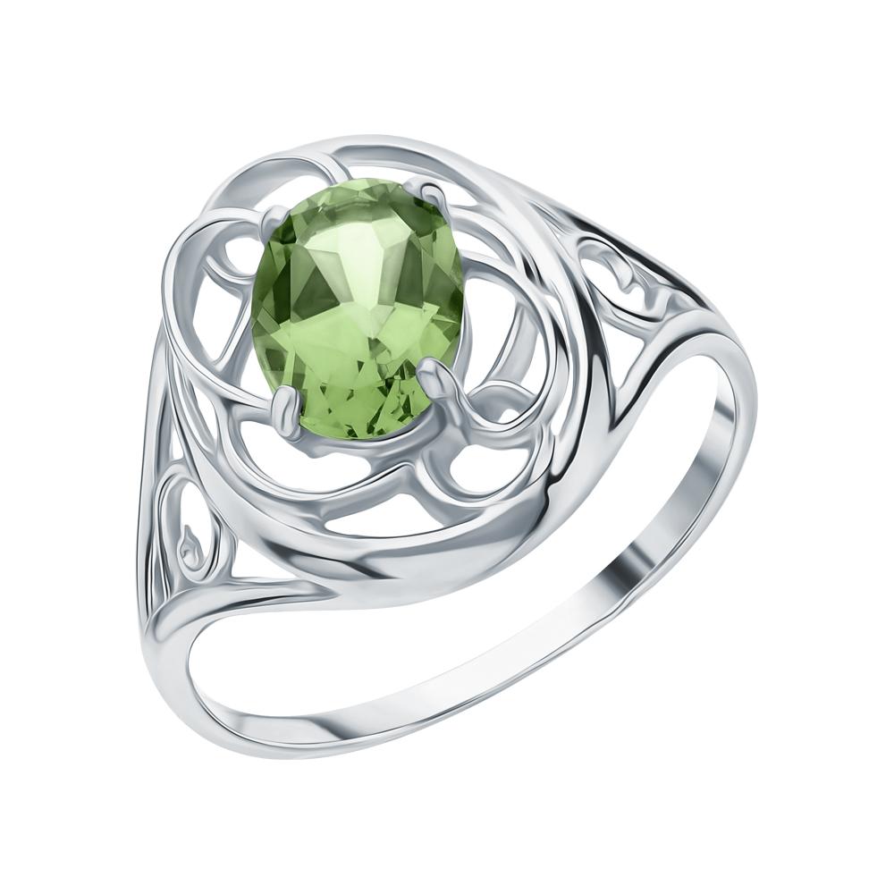 Серебряное кольцо с турмалинами в Санкт-Петербурге