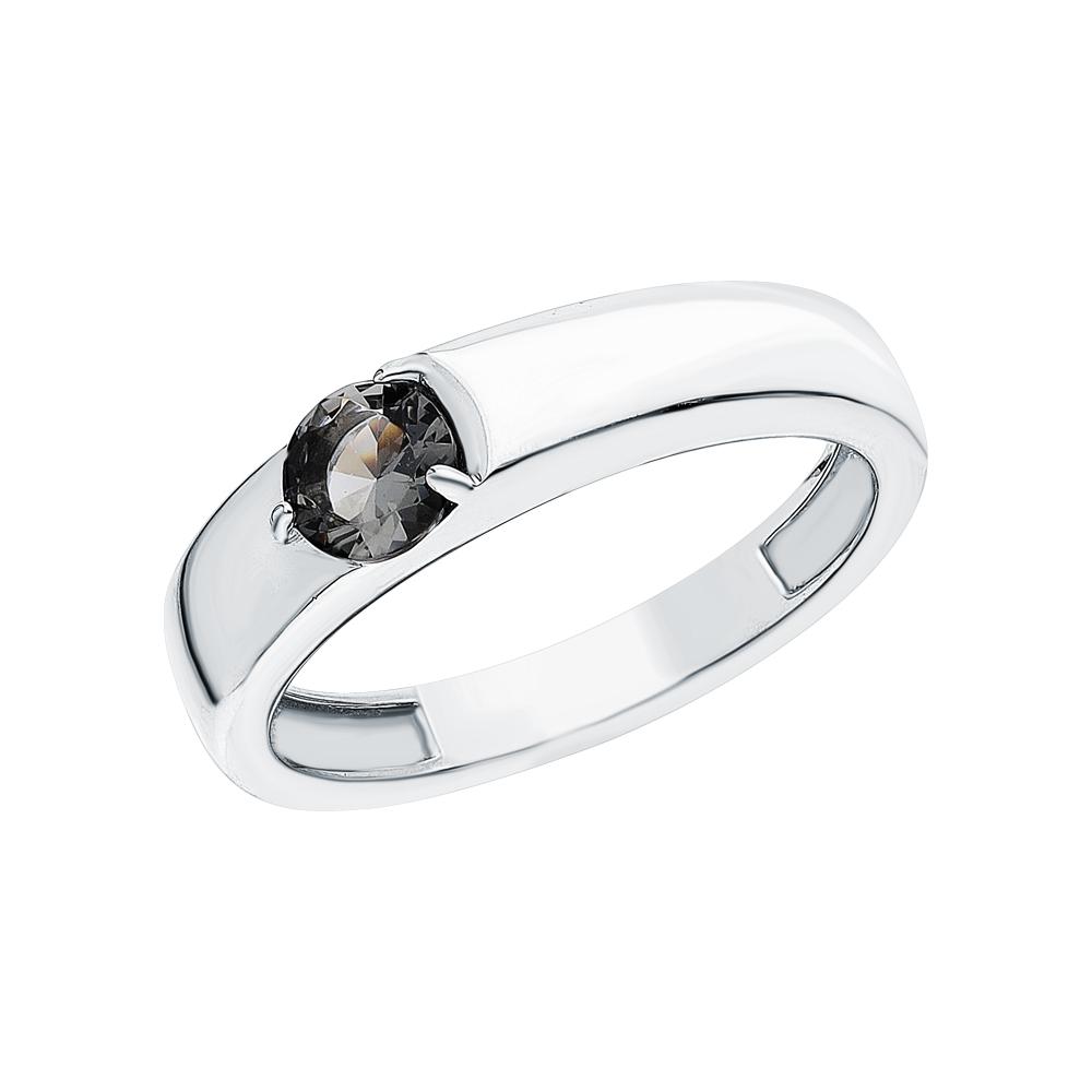 Серебряное кольцо с кристаллами в Санкт-Петербурге
