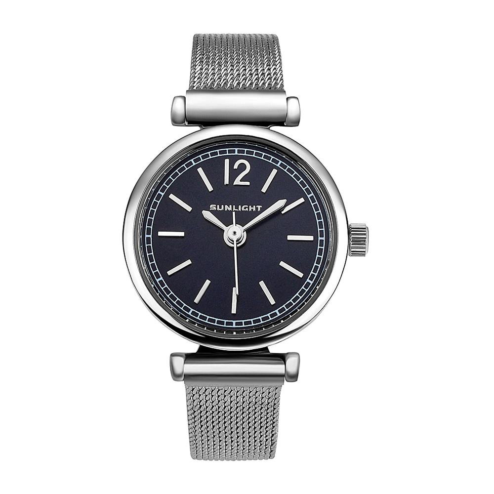Фото «Классические женские часы на миланском браслете»