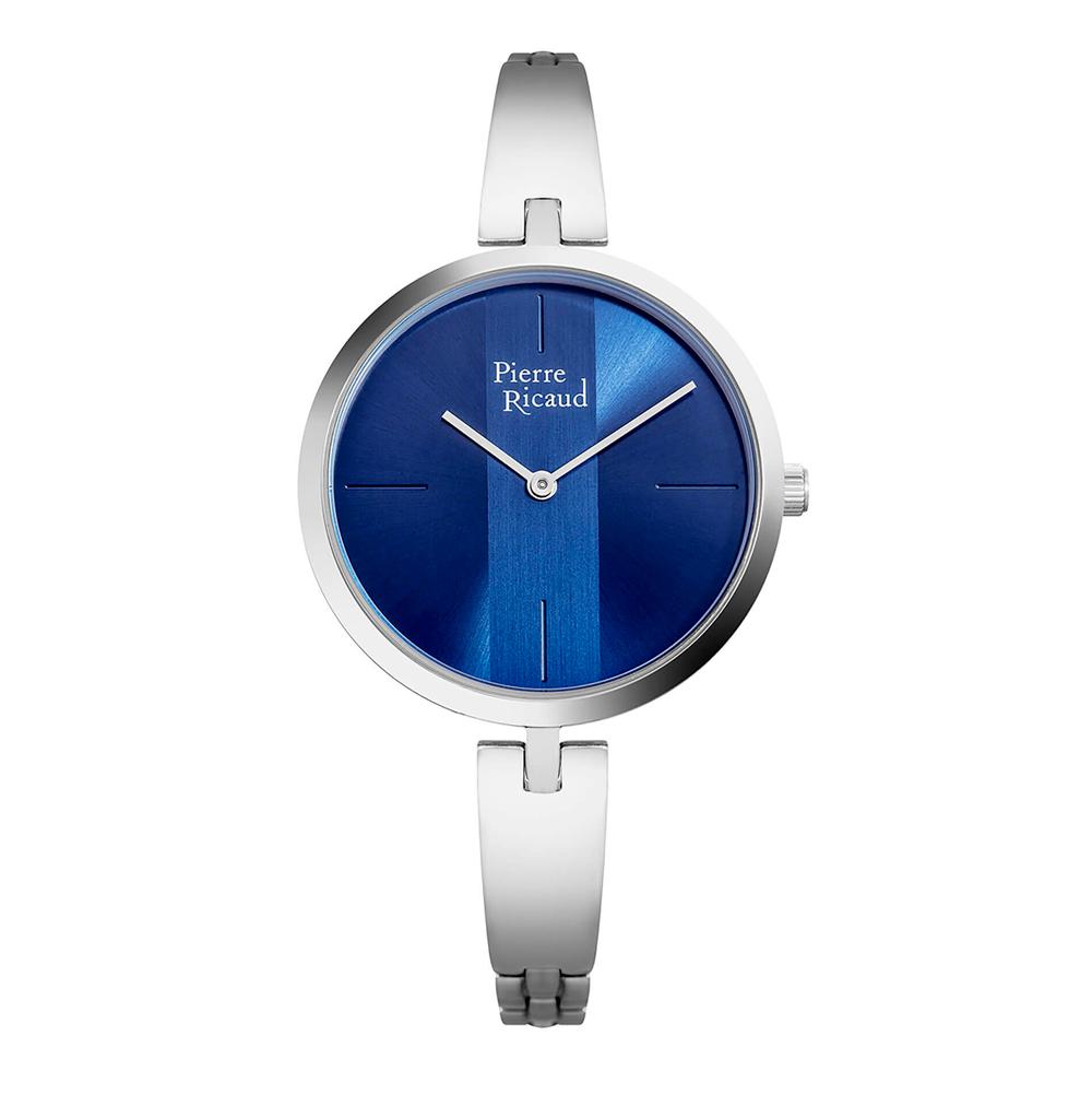 Фото «Женские кварцевые часы P21036.5105Q на стальном браслете с минеральным стеклом»