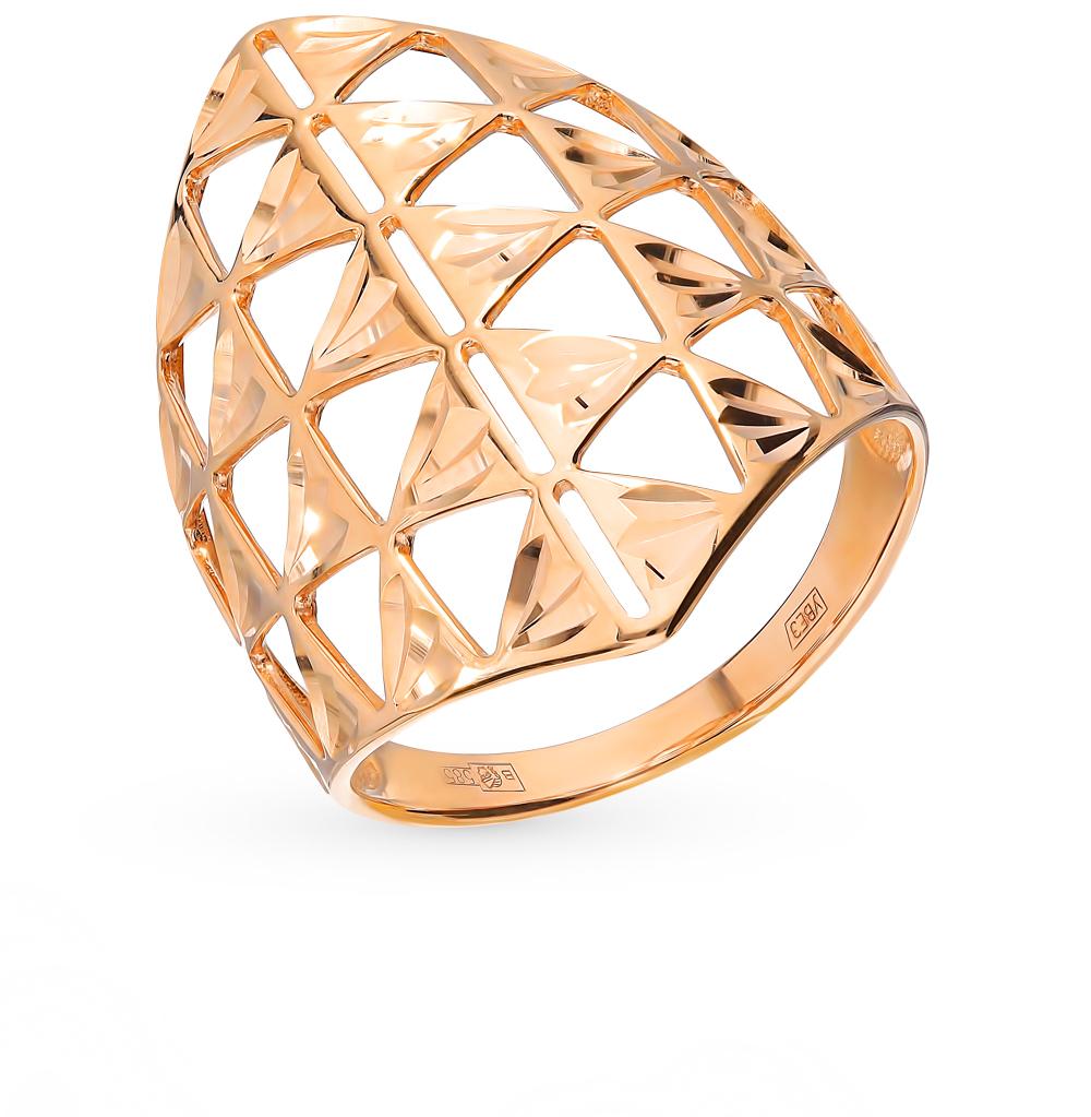 золотое кольцо SOKOLOV 017613*
