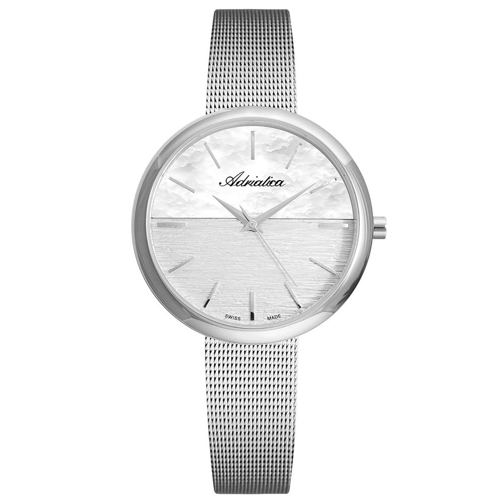 Женские часы A3525.5113Q на стальном браслете с минеральным стеклом в Санкт-Петербурге