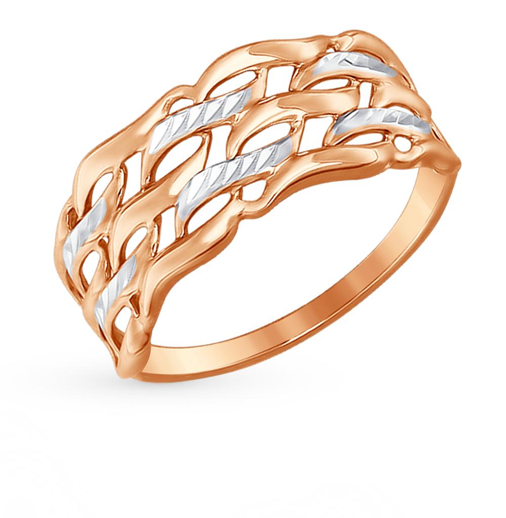 золотое кольцо SOKOLOV 017310*