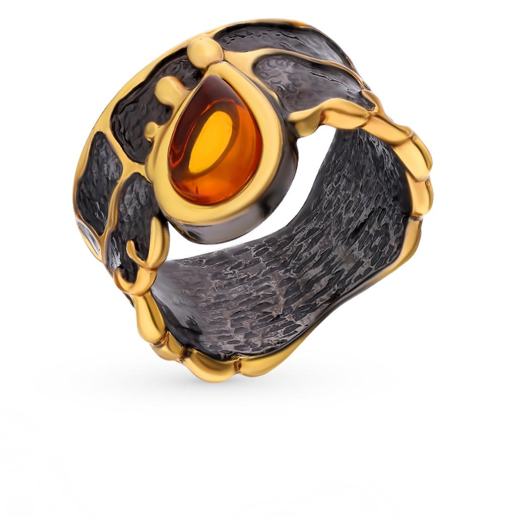 Фото «Серебряное кольцо с янтарем»