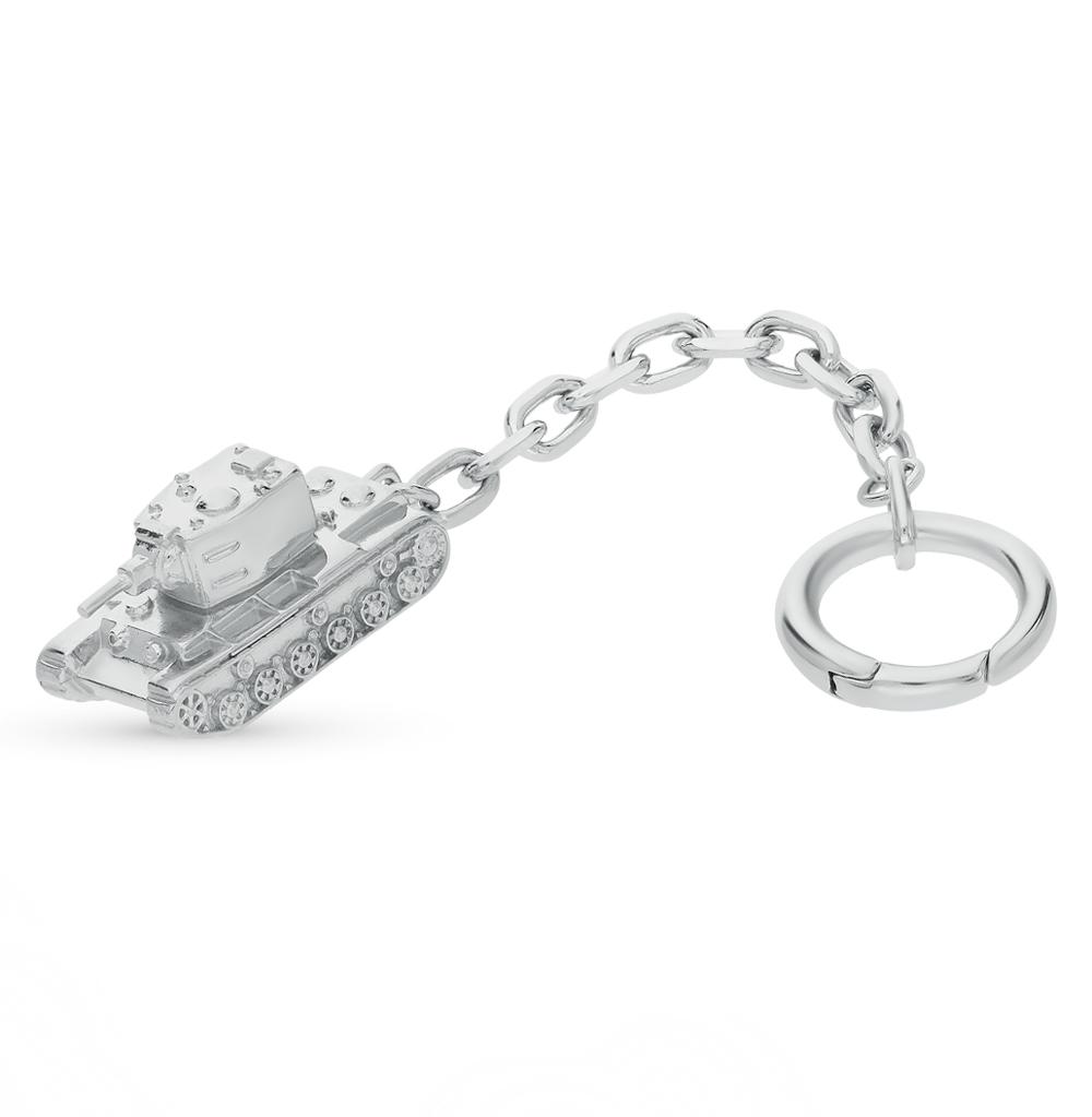 серебряный брелок SOKOLOV 94150014