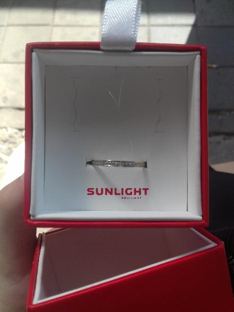 Красивое и элегантное кольцо!