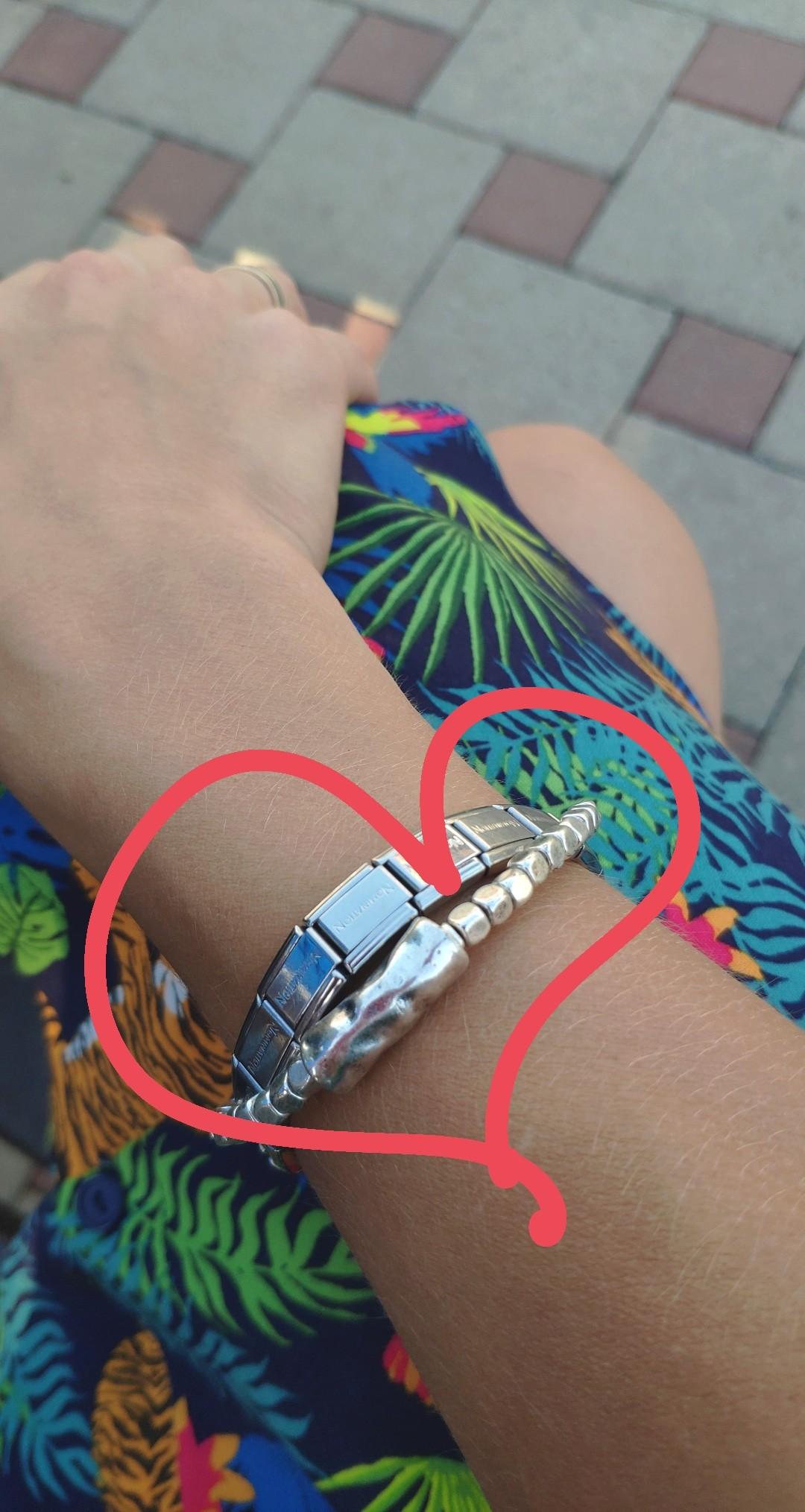 Очень стильный браслет!