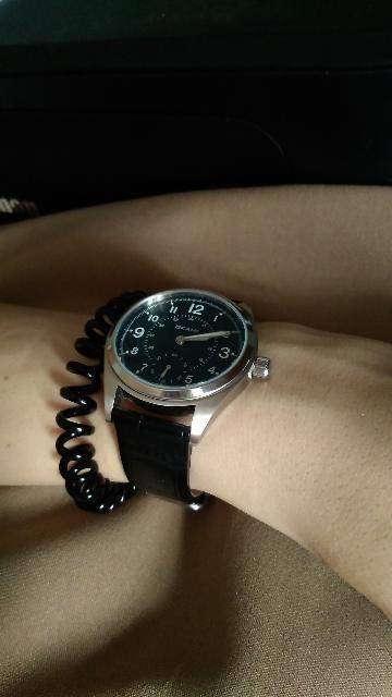 Часы, придающие уверенность