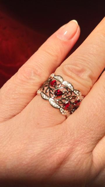 Очень красивое кольцо 👍