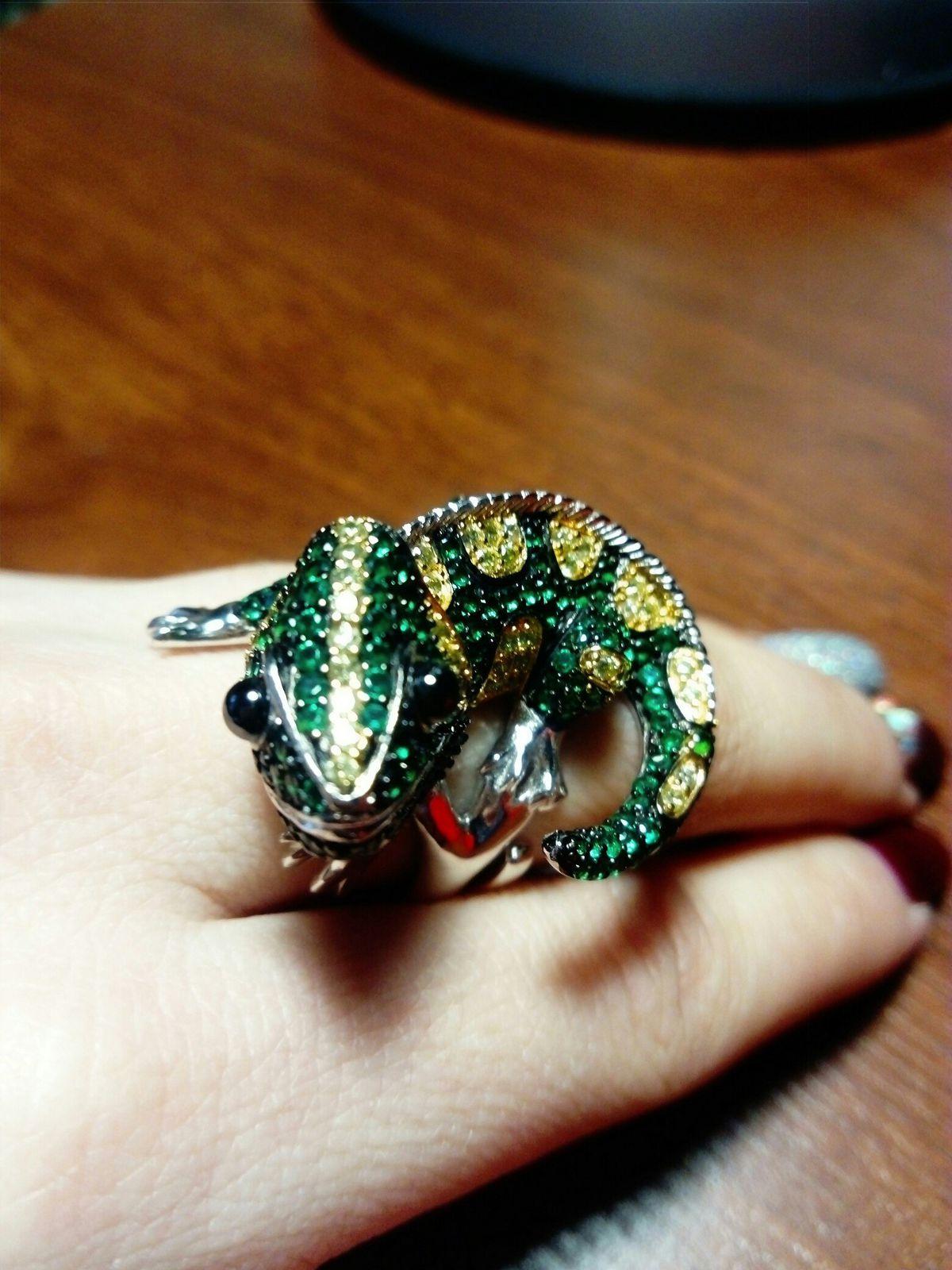 Супер эффектное кольцо!