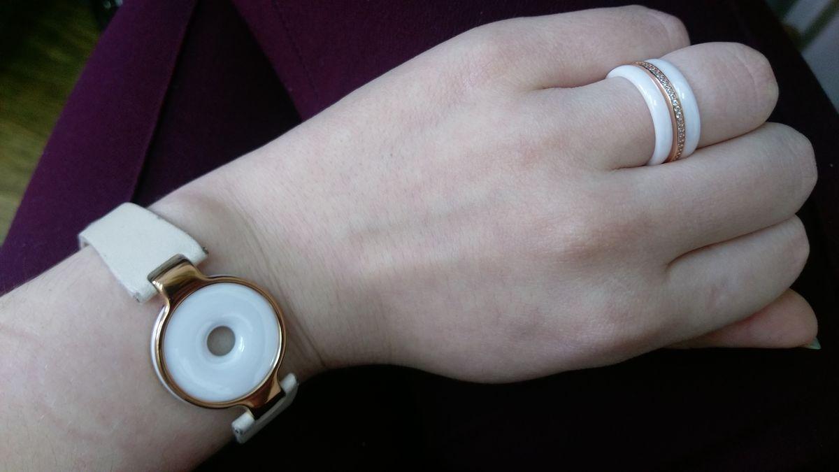 Шикарное кольцо!)