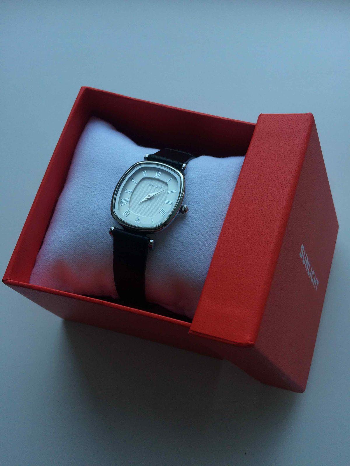 Обожаю эти часы.