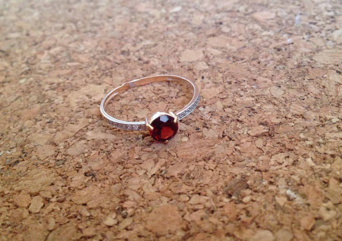 Милое и изящное кольцо