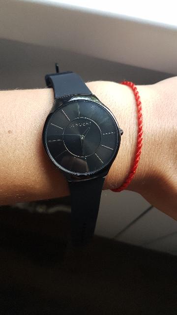 Ультрамодные часы.