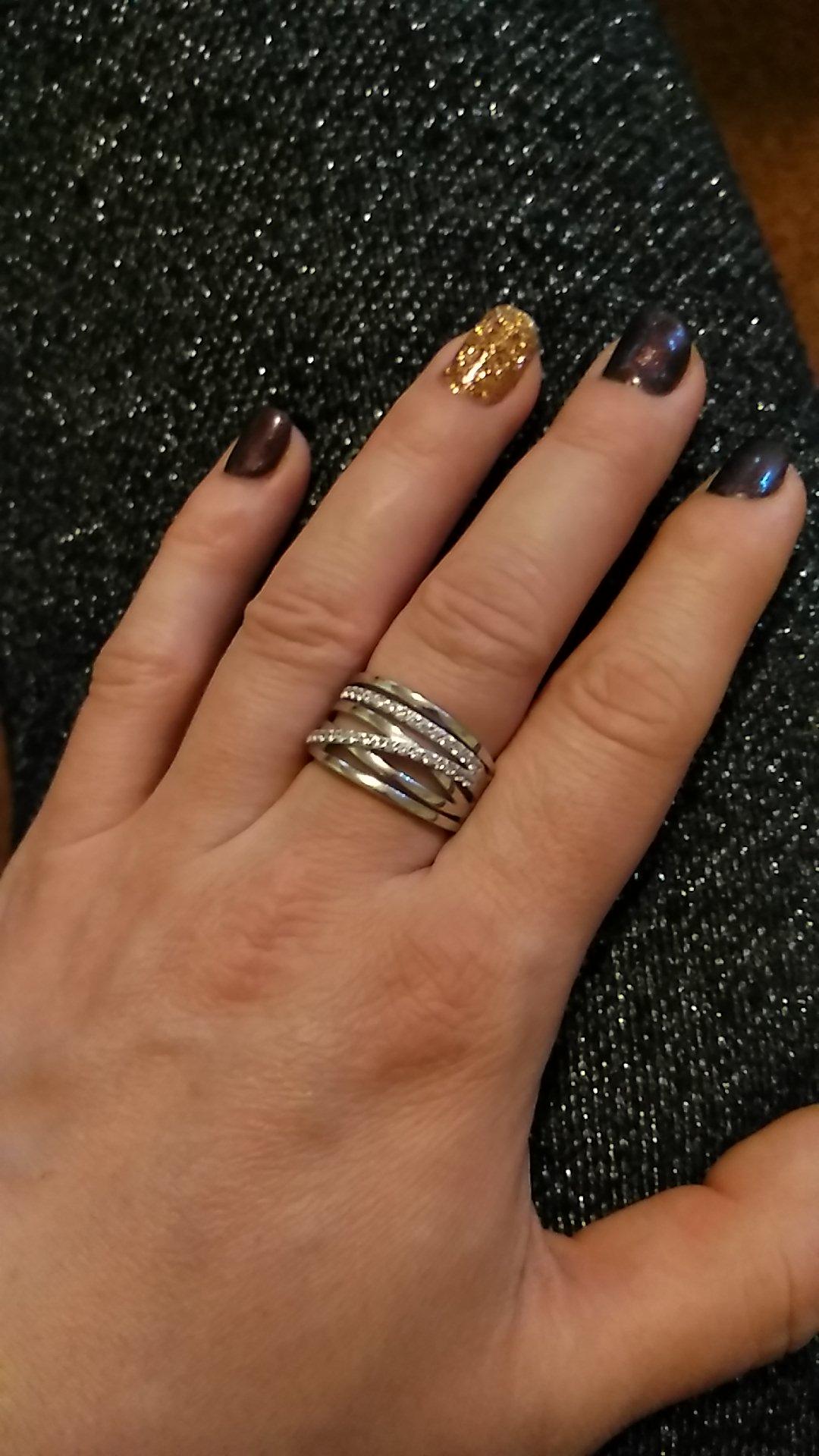 Клевое кольцо!!!