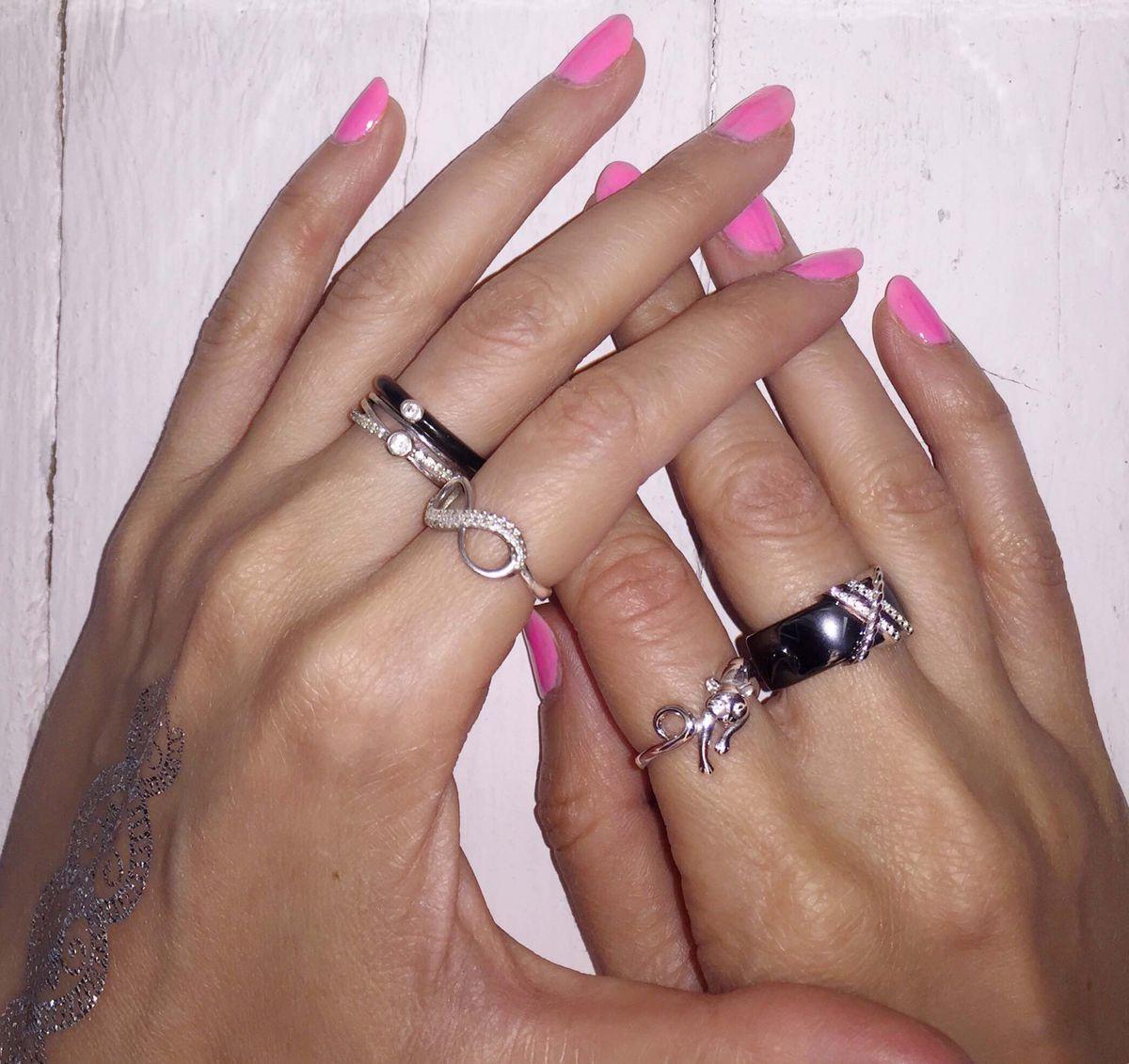 Обьемное и стильное кольцо