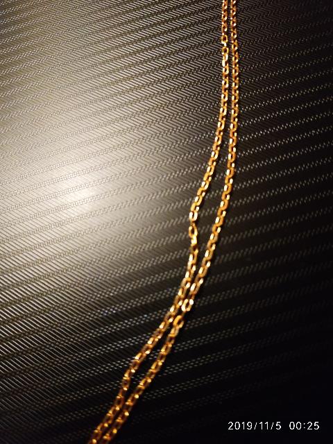 Цепочка под золото, серебро