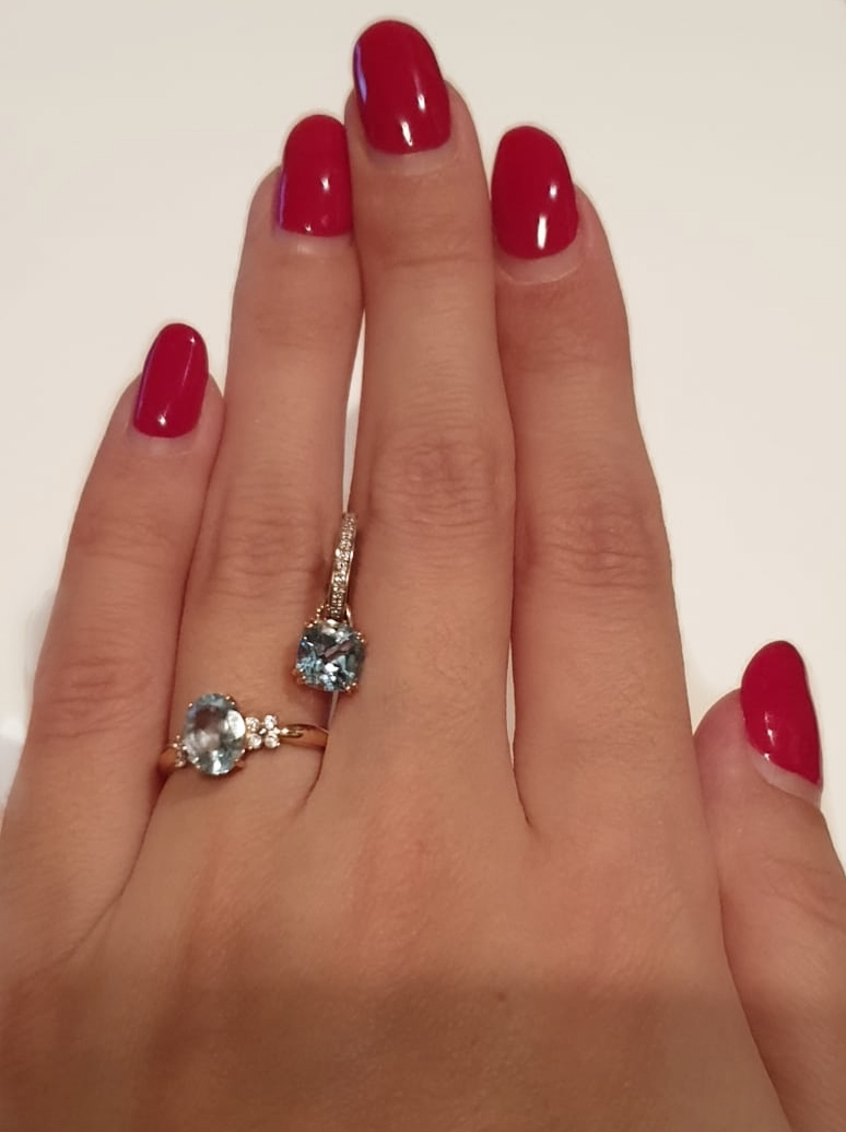 Прелестное кольцо!