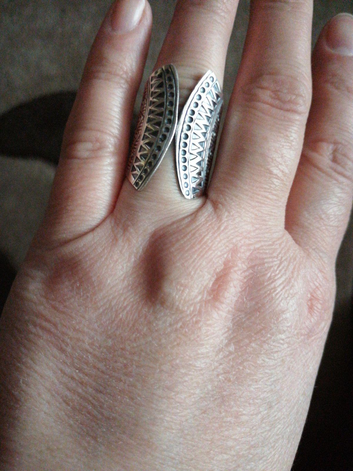Кольцо необыкновенное.