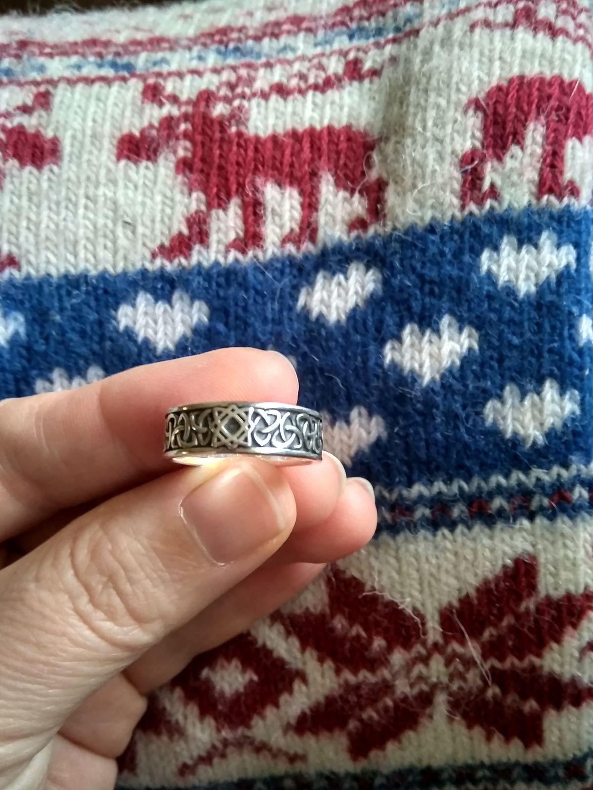 100% моё кольцо!