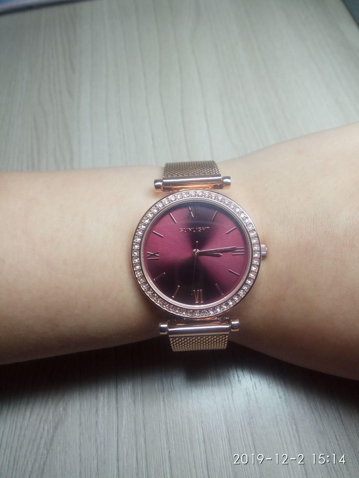 Часы потрясающие