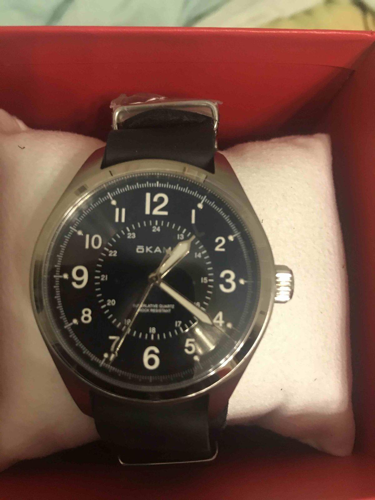 Часы очень крутые