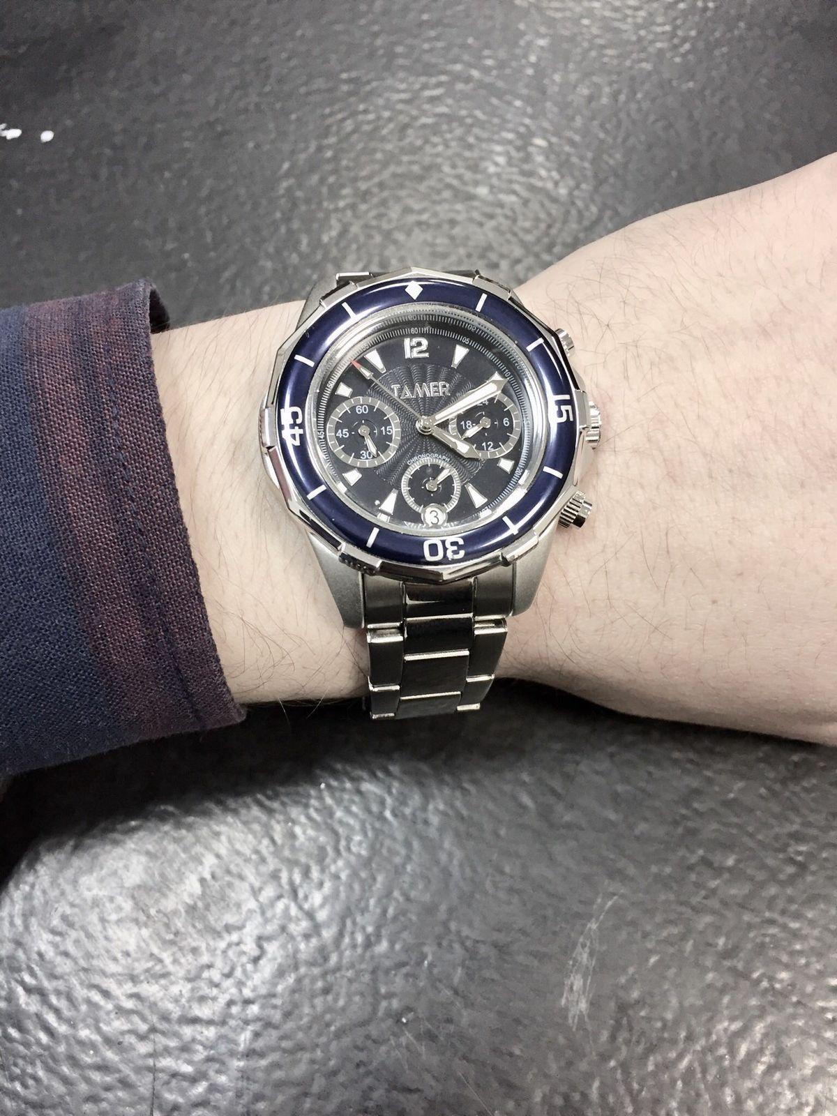 Мужские часы ⌚️⏳💸