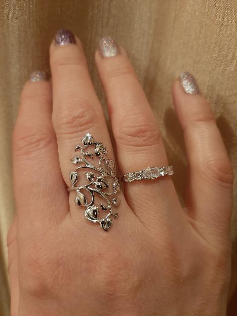 Завораживающее кольцо