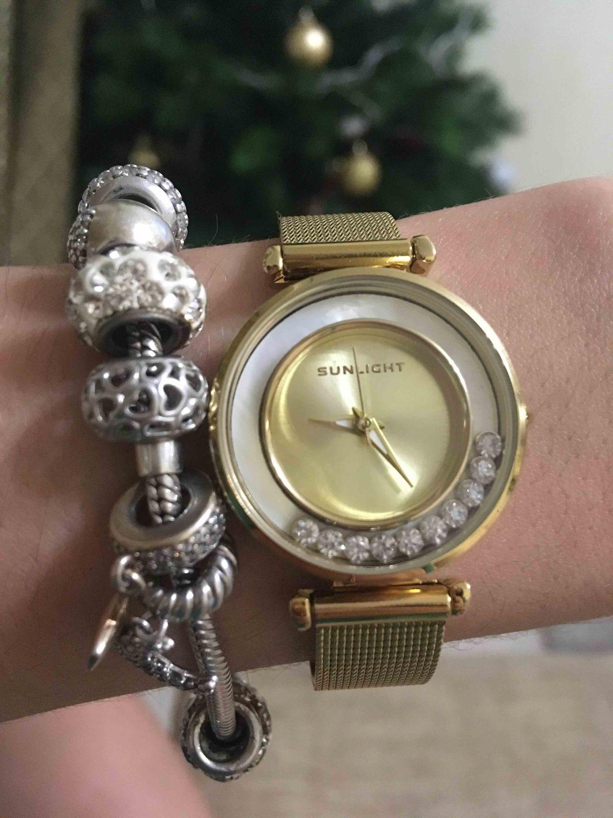 Стильные часы по вкусной цене