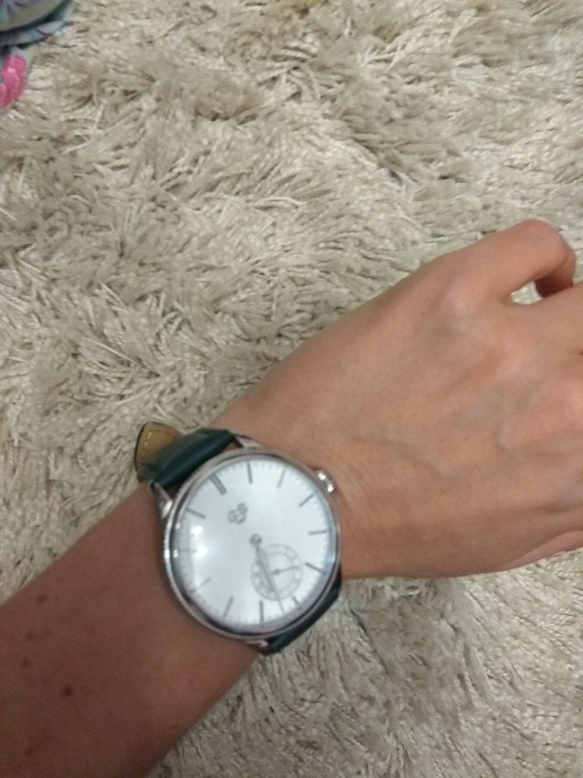 Часики отличные;)