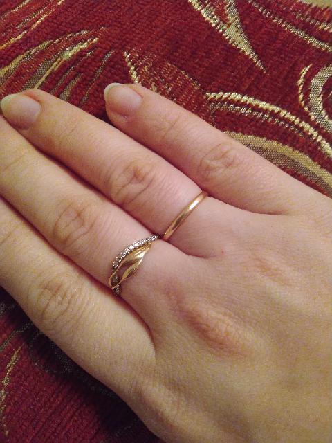 В целом отличное кольцо)